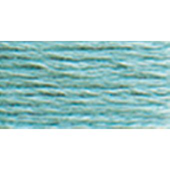 Dmc Pearl Cotton Skeins Size 5  27.3 Yards Light Turquoise 115 5 598