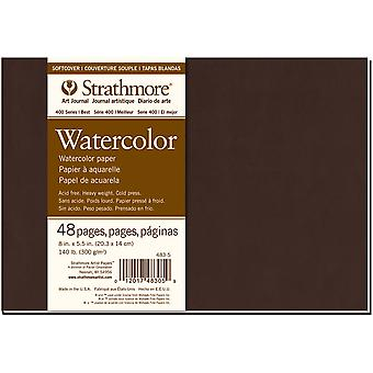 Strathmore Softcover Watercolor Journal 8