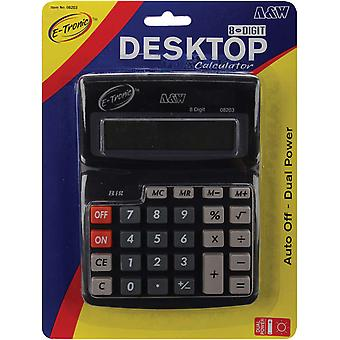 Desktop Calculator 8 Digit 7.5