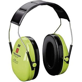 Peltor H510AV Optime I Neon green Ear Defenders