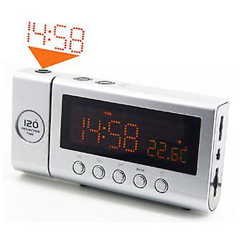 Soundmaster Projection clock radio and sensor (Home , Bedroom , Alarm clock)