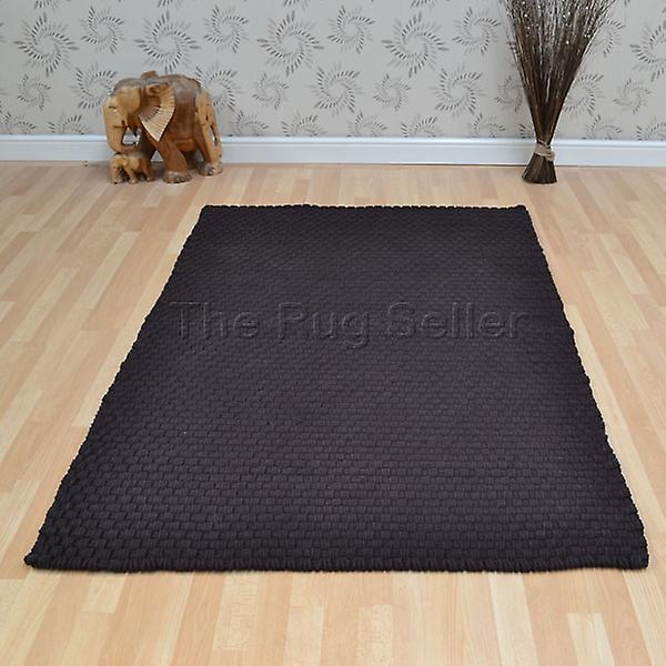 Club Collection Twist Rugs 8030 37 Chocolate