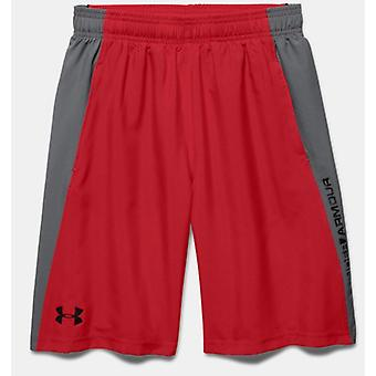 Under Armour skill short Tech boys red 1271900-600
