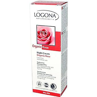 Logona Rose Night Cream Bio