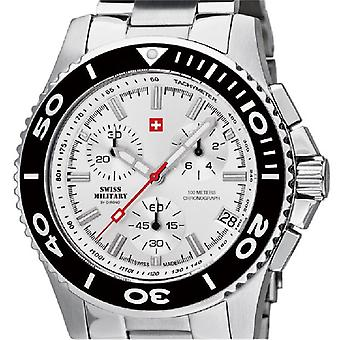 Swiss Military da orologio Chrono Mens 20084ST-2M