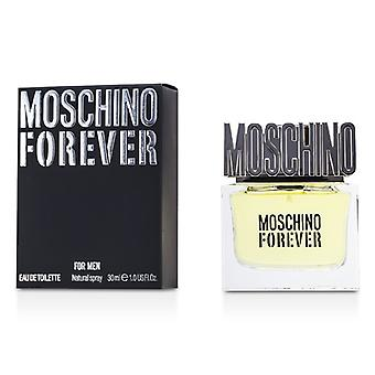 Moschino Forever Eau De Toilette Spray 30ml / 1oz