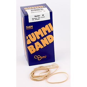 Rubber band 500 grams # 34