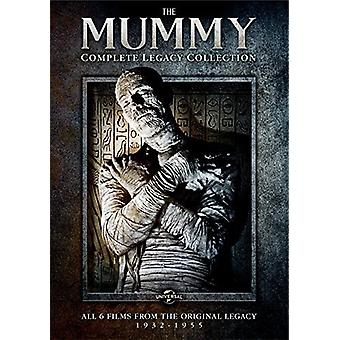 Mummy: Complete Legacy Collection [DVD] USA import