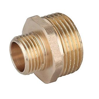 Thread Pipe Reducer Nipple Brass Fittings Couplings