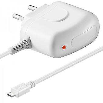 Goobay white charger 2A (120-240V)