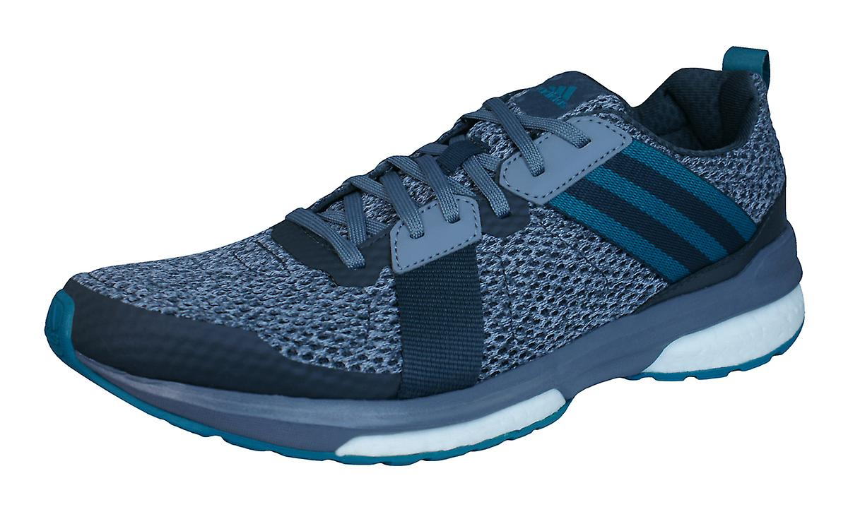adidas / Revenge Mens Running Trainers / adidas Shoes - Grey 91fc5d