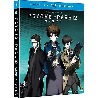 Psycho-Pass 2: Staffel 2 [Blu-Ray] USA import
