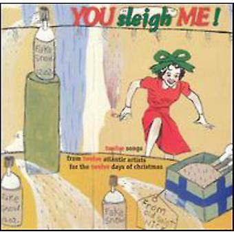 You Sleigh Me-Alternative C - You Sleigh Me-Alternative Chri [CD] USA import