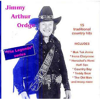 Jimmy Arthur Ordge - Legend [CD] USA import