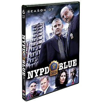 Nypd Blue: Season Seven [DVD] USA import