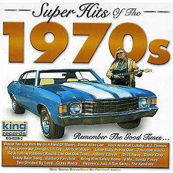 Super Hits der 70er-Jahre - Super Hits der 70er [CD] USA import