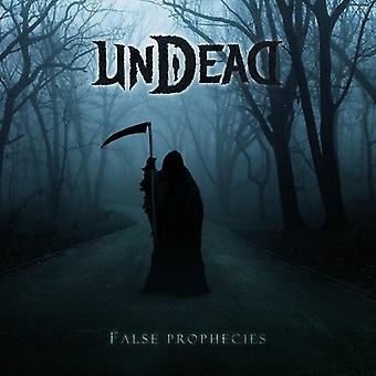 Undead - falske profetier [Vinyl] USA import