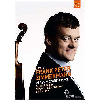 Zimmermann, Frank Peter - Frank Peter Zimmermann [DVD] USA import