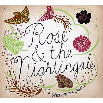 Rose & Nightingale - ånden i haven [CD] USA importen