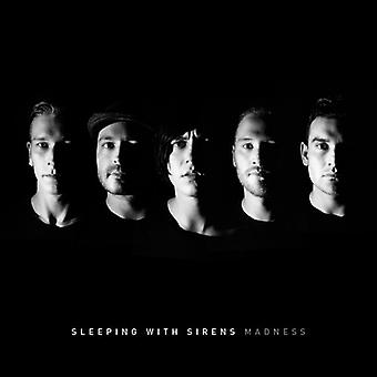 Sleeping with Sirens - Madness [CD] USA import