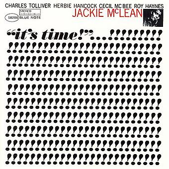 Jackie McLean - It's Time [CD] USA import