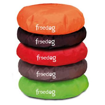 Freedog Puff Curve Black (Dogs , Bedding , Matresses and Cushions)