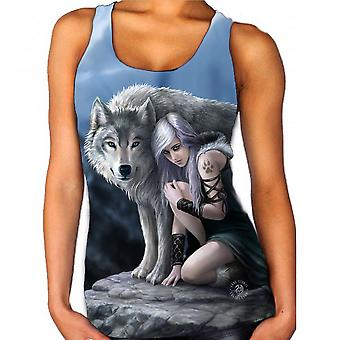 Wild Star - PROTECTOR - Womens Vest Top