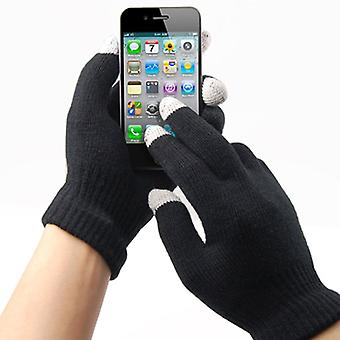 TRIXES Mens Womens toque tela luvas do inverno para iPhone iPad Smart Phone