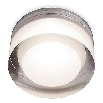 Firstlight Modern Acrylic LED Circle Dimmable Downlight