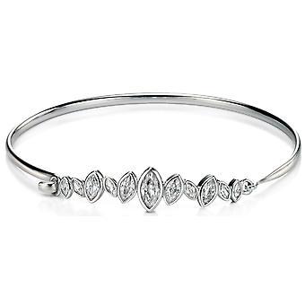 925 Silver Fashionable Zirconium Bracelet