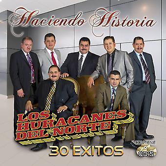 Huracanes Del eller -Haciendao Historia [CD] USA import