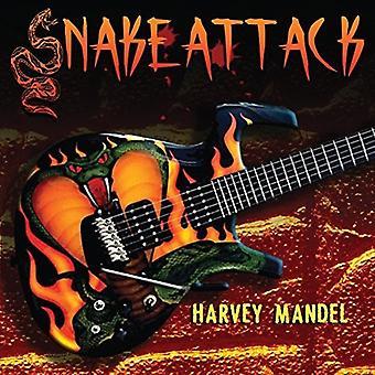 Harvey Mandel - Snake aanval [CD] USA import