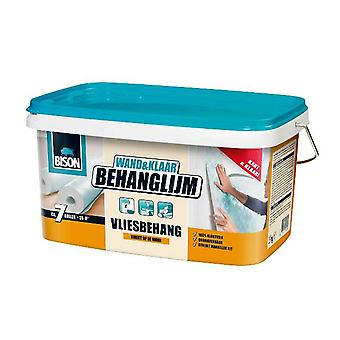 Bison Wall & Ready® Tapete selbstklebende Vlies-Tapete 5 kg