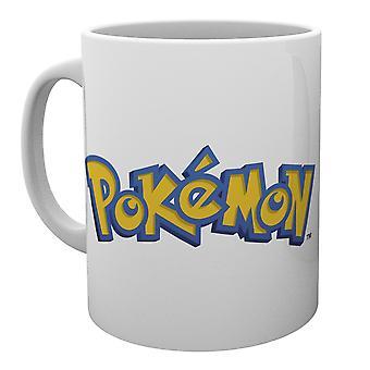 Logo di Pokemon e Pikachu Mug