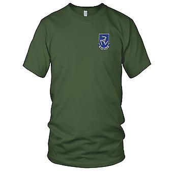 Batalhão de tanques - 752nd de exército de E.U. bordada Patch - crianças T camisa