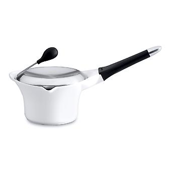 BergHOFF handle pot of aluminum 20 cm white with lid