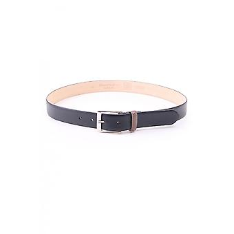 Paul Smith Accessories Mens Paul Smith Pebble Embossed Belt