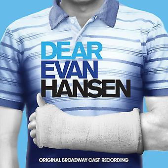 Kære Evan Hansen / O.S.T. - kære Evan Hansen / O.S.T. [Vinyl] USA import