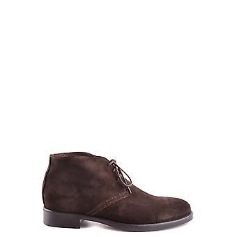 Wexford men's MCBI357004O brown suede ankle boots