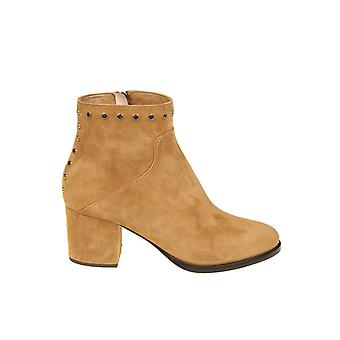 Jimmy Choo women's MELVIN65DUT brown suede ankle boots