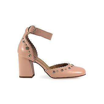 LOVE MOSCHINO PINK PUMPS