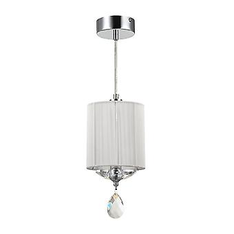 Maytoni Lighting Miraggio Modern Collection Pendant, Chrome