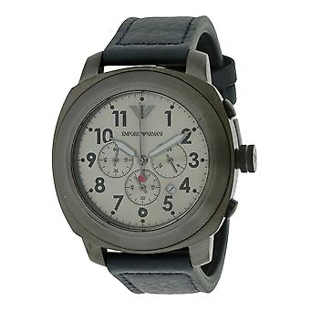 Emporio Armani Sport in pelle Mens Watch AR6086