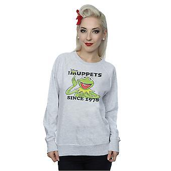 Muppets Women's Kermit Since 1978 Sweatshirt