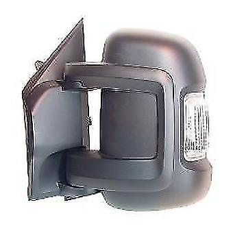 Left Mirror (electric heated 5W indicator) Citroen RELAY Flatbed 2006-2017