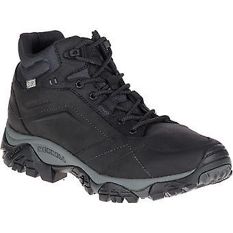 Merrell Mens Moab Adventure Mid Waterproof Walking Hiking Boots