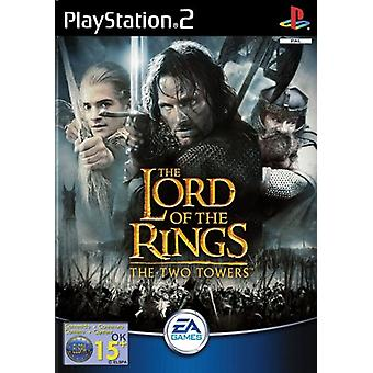 Sagan om ringen de två tornen (PS2)