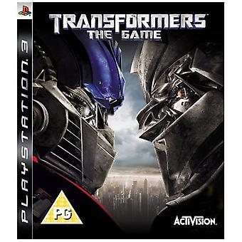 Transformers spil (PS3)