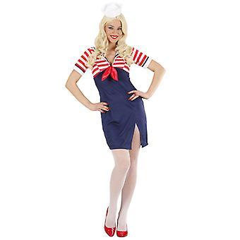 Sailor Girl (Dress Mini Hat)