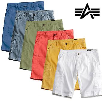 Alpha industries shorts däck